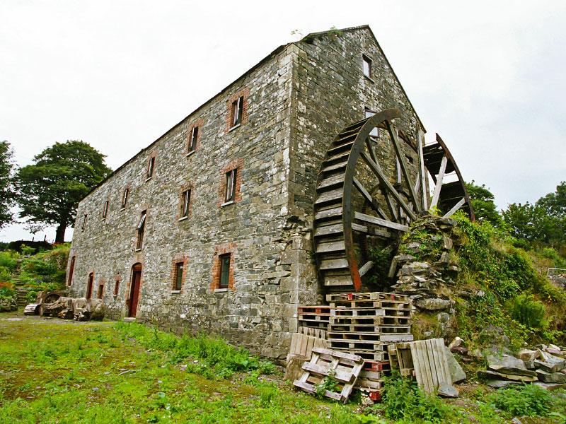 Tullygillen Cornmill