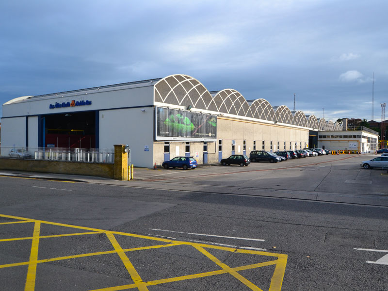 Donnybrook Bus Garage